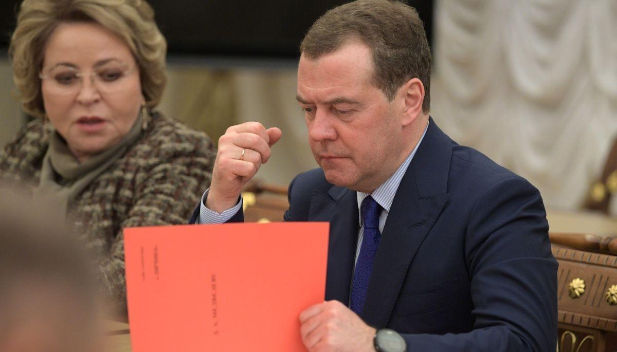 У президента відреагували на статтю Дмитра Медведєва про Україну