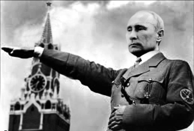 Поздравляем фюрера президента РФ з днем рождения.