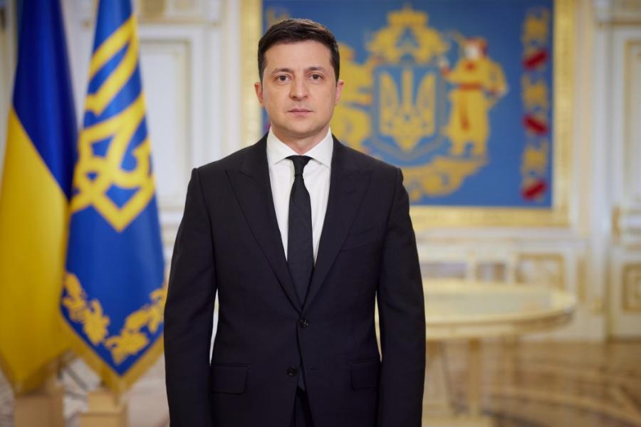 Президент підписав указ про помилування 31 засудженого захисника України